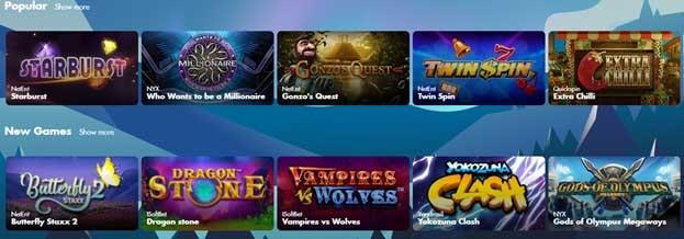 Scandibet Casino Software