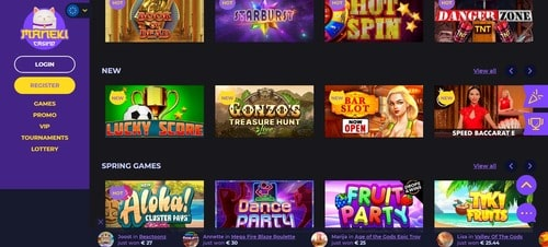 Maneki Casino Met 2