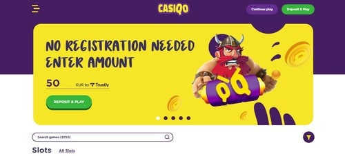 Casiqo Casino Met 1