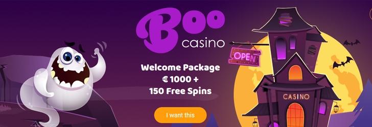 Boo Casino Free Spins