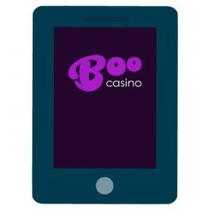 Boo Casino Software