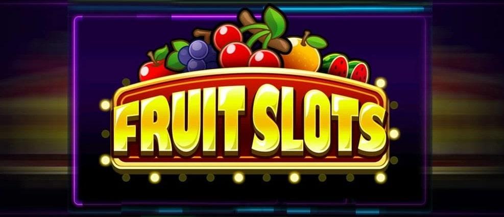 Online Casino Fruit Slots
