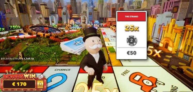 Monopoly Live op de Online Casino's