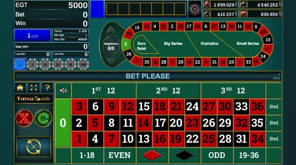 Online Casino Roulette Mobile