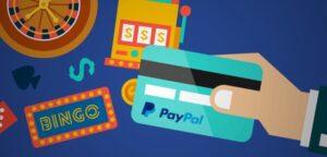 Online Casinos met PayPal