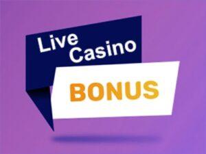 Online Casino Bonus Live
