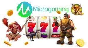 Microgaming Software Slots