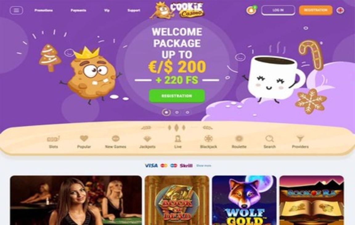 Cookie Casino Slot